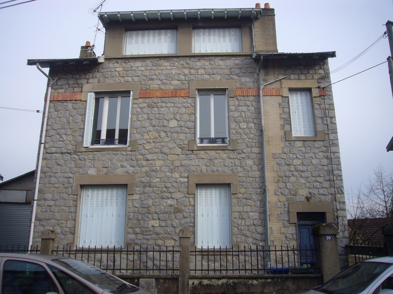 Location appartement 2 pi ces for Sigma garage limoges couzeix