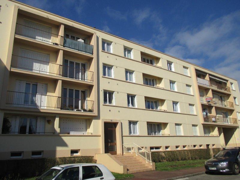 Vente appartement type 4 avec garage ferm et cave for Sigma garage limoges couzeix